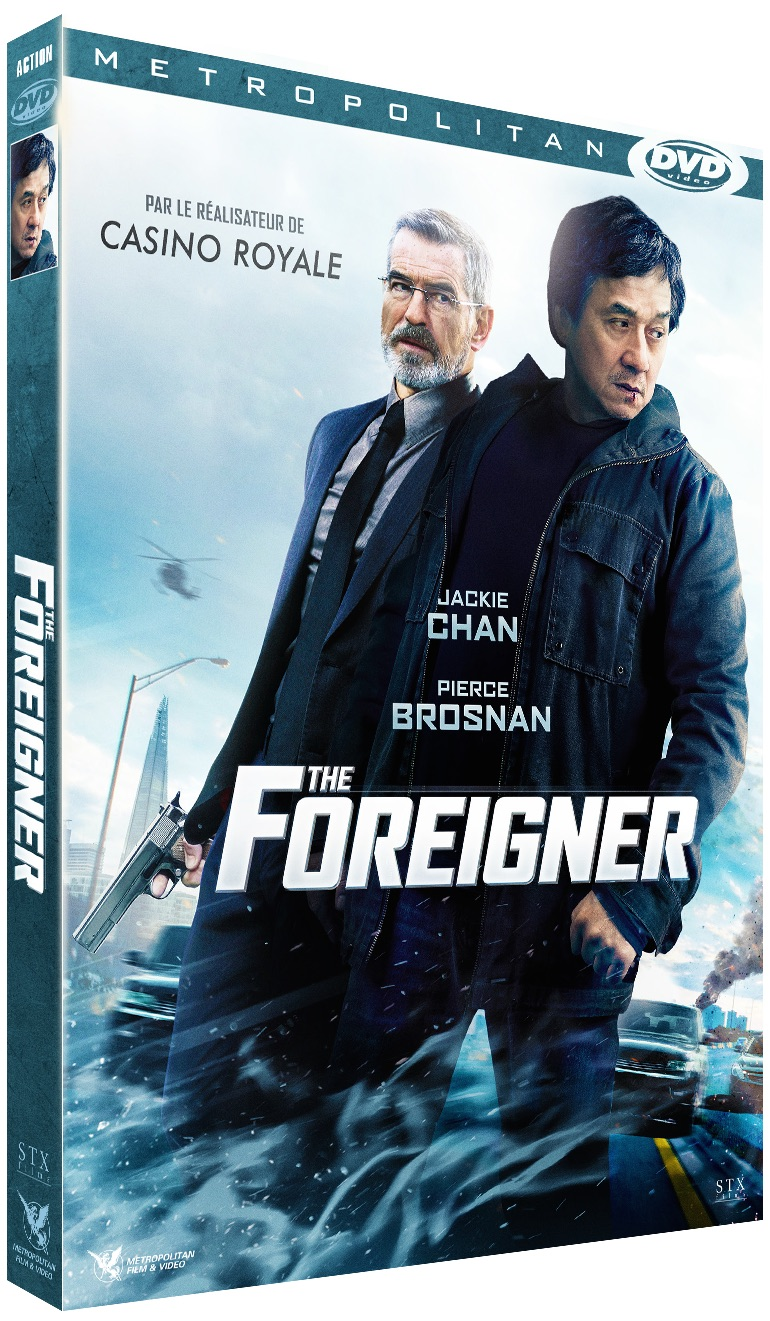 The Foreigner | Campbell, Martin (1943-....). Monteur