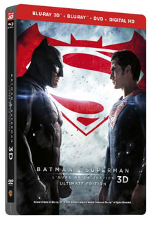 Batman v Superman : l'aube de la justice = Batman v Superman : Dawn Of Justice | Snyder, Zack. Réalisateur