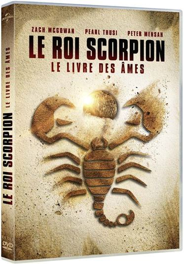 Le   roi Scorpion = The Scorpion King: Book of Souls : Le livre des âmes | Paul, Don Michael. Monteur