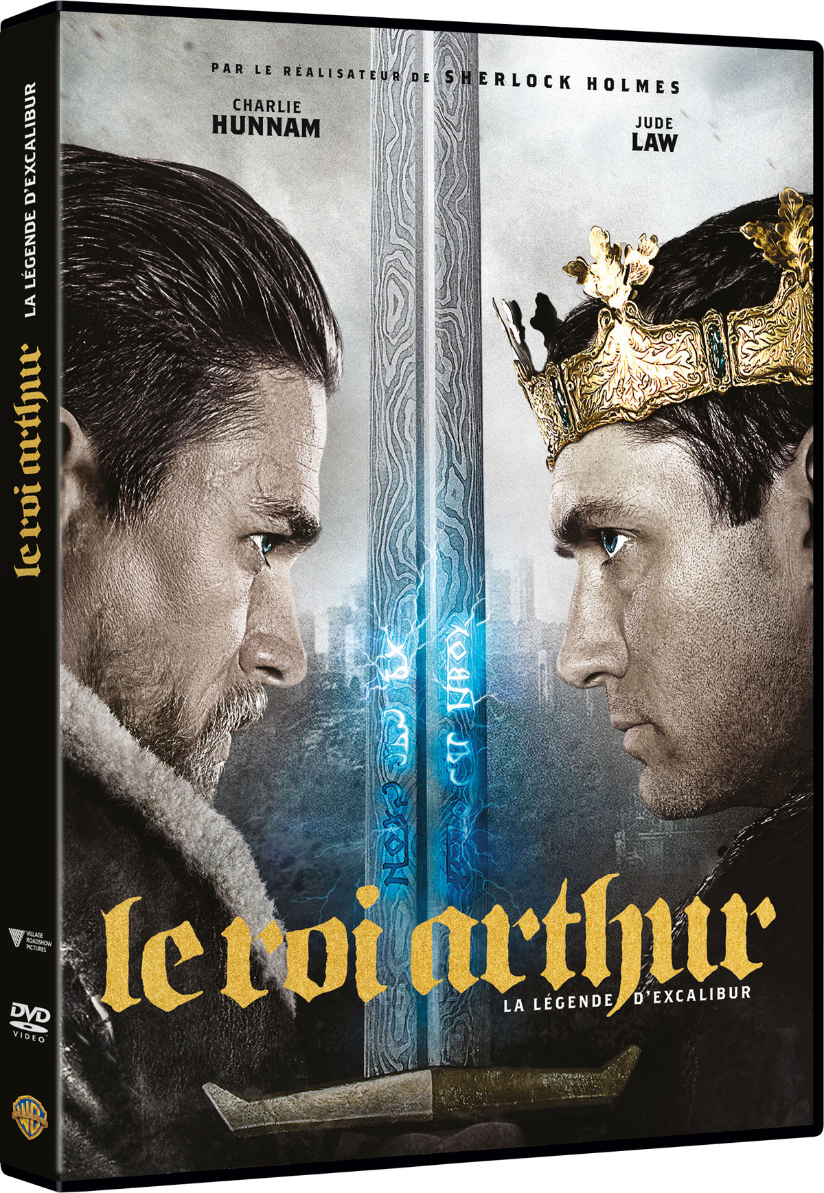 Le roi Arthur : la légende d'Excalibur = King Arthur : Legend Of The Sword | Ritchie, Guy (1968-....). Metteur en scène ou réalisateur