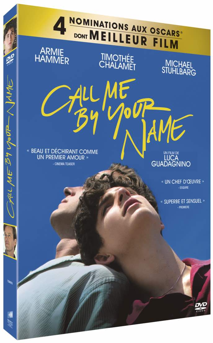 Call Me by Your Name | Guadagnino, Luca. Réalisateur