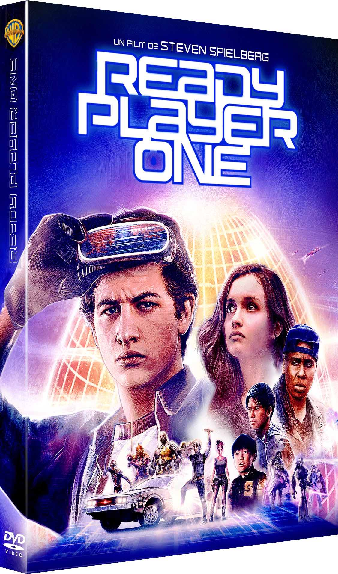 Ready Player One | Spielberg, Steven. Réalisateur