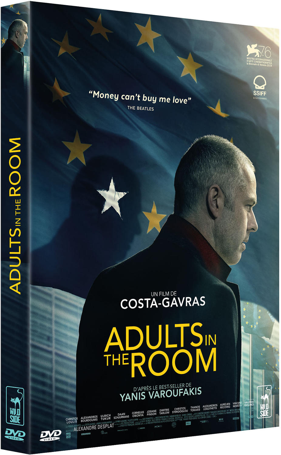 Adults in the Room | Costa-Gavras (1933-....). Réalisateur