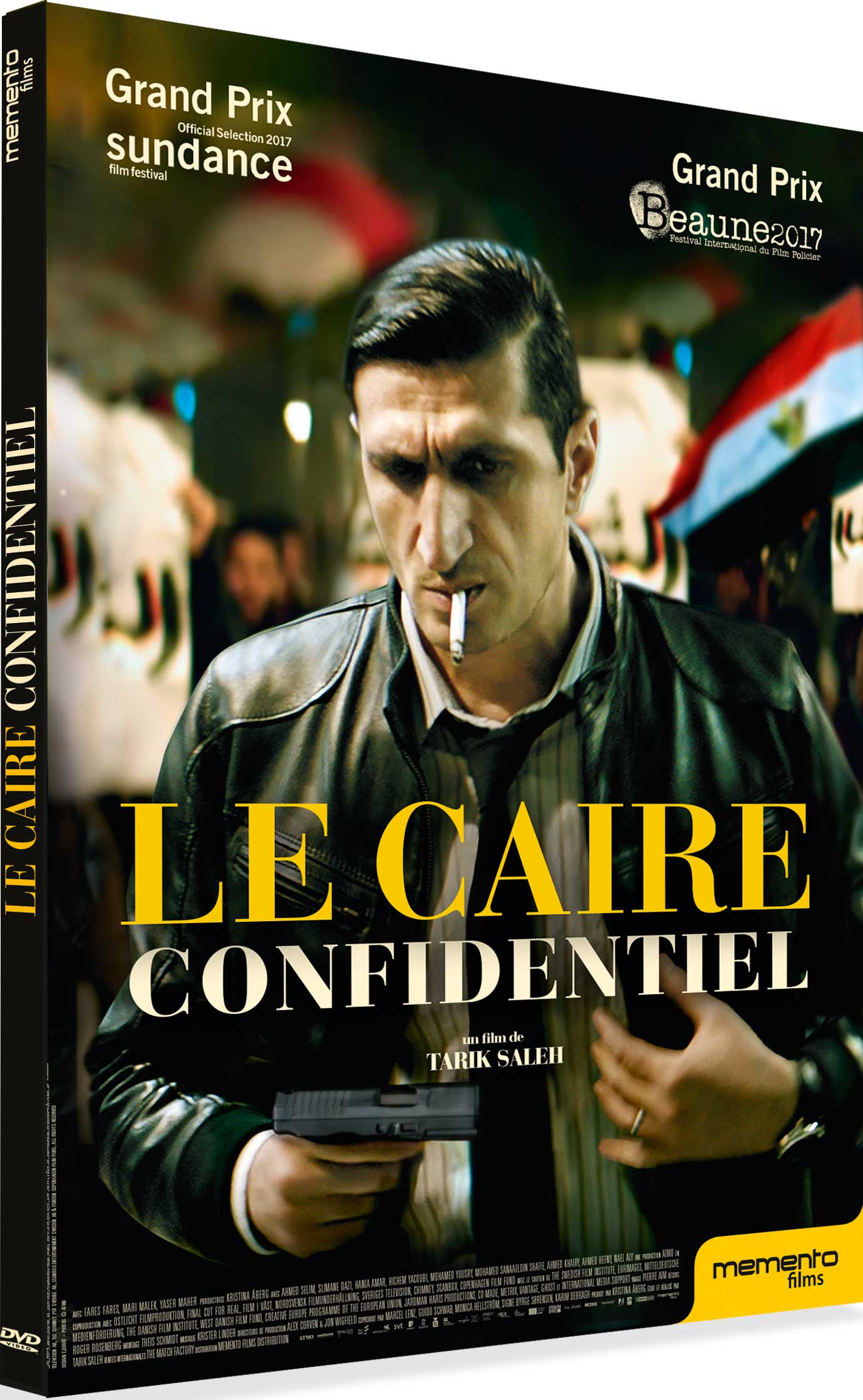 Le Caire confidentiel = The Nile Hilton Incident | Saleh, Tarik (1972-....). Metteur en scène ou réalisateur