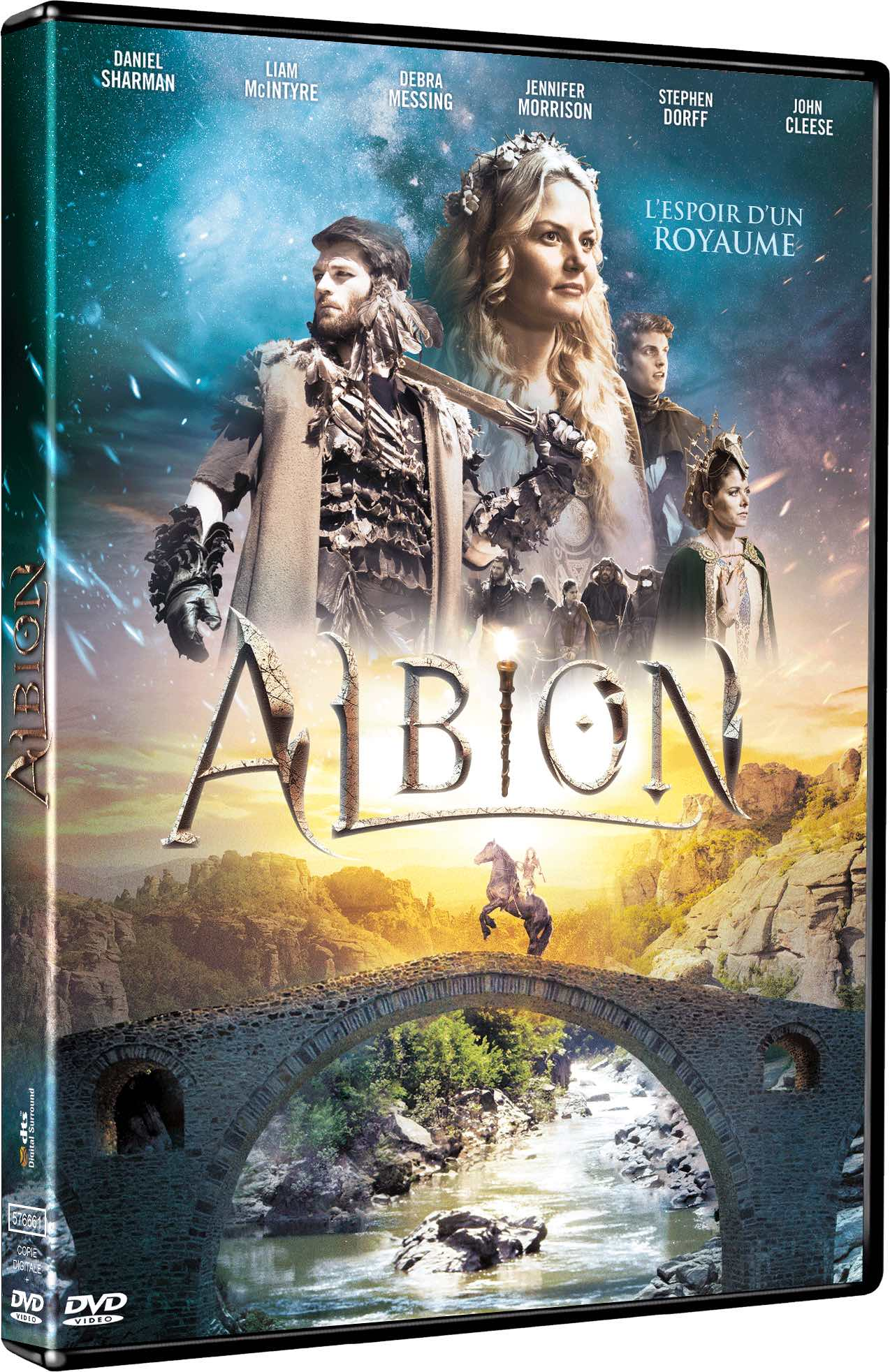 Albion = Albion : The Enchanted Stallion | Landon, Castille. Acteur