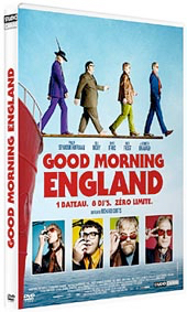 Good morning England = The Boat That Rocked / Richard Curtis, réal. , scénario | Curtis, Richard. Réalisateur. Scénariste