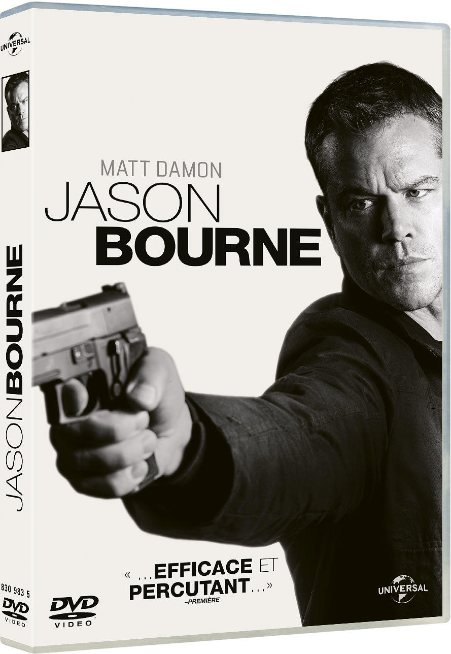 Jason Bourne | Greengrass, Paul. Réalisateur