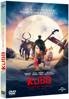 Kubo et l'armure magique = Kubo And The Two Strings / Travis Knight, réal. | Knight, Travis. Réalisateur