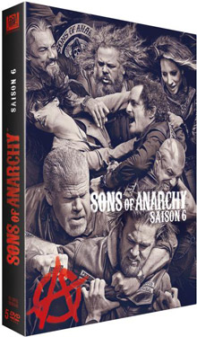Sons of Anarchy : DVD 1 à 3 | Barclay, Paris. Réalisateur