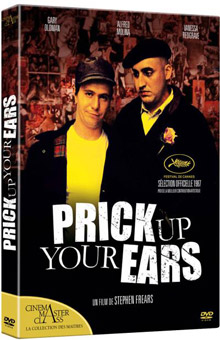 Prick up your ears | Frears, Stephen. Réalisateur