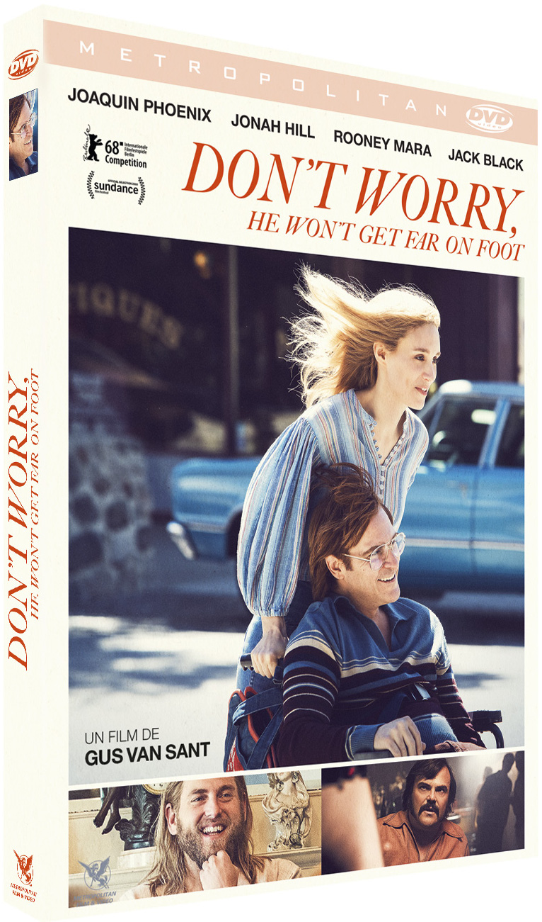 Don't Worry, He Won't Get Far On Foot | Van Sant, Gus. Réalisateur