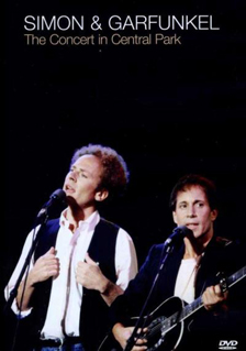 Simon and Garfunkel : The concert in Central Park | SIMON, & GARFUNKEL. Interprète